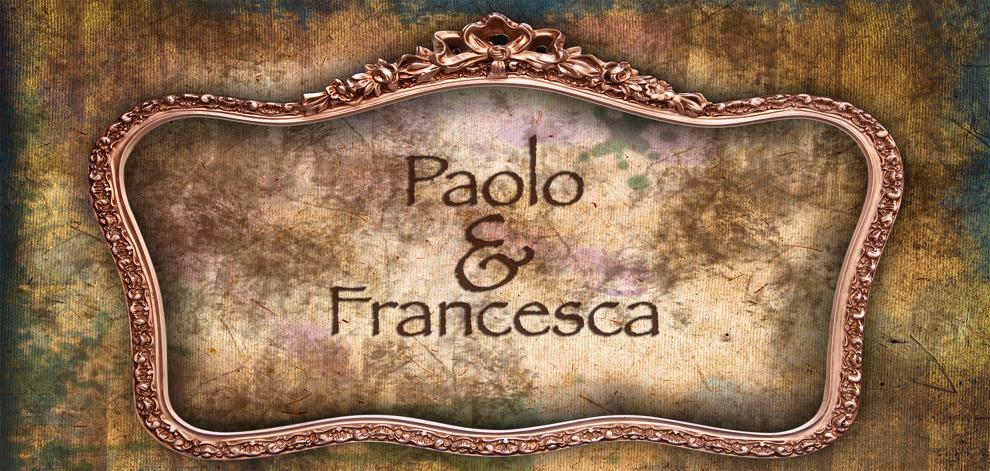 Paolo&francesca CL007