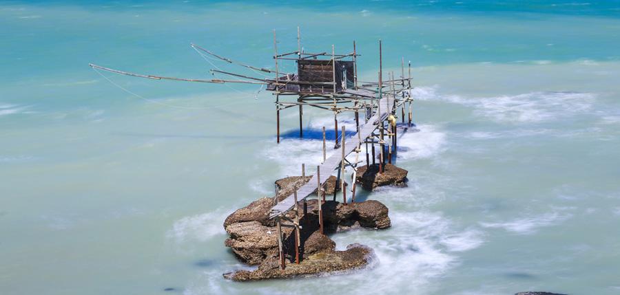 Trabocchi Isola CT500