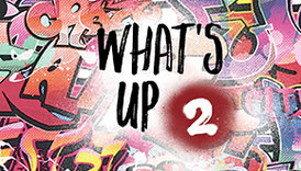 What's Up 2 (decoprint)